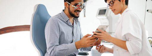 Sprzęt okulistyczny – narzędzie pracy optyka